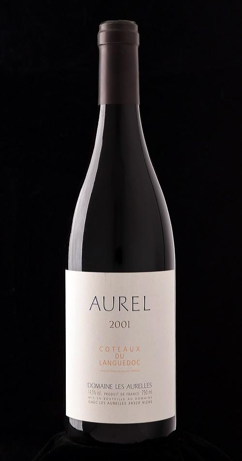 Domaine les Aurelles, Aurel 2001
