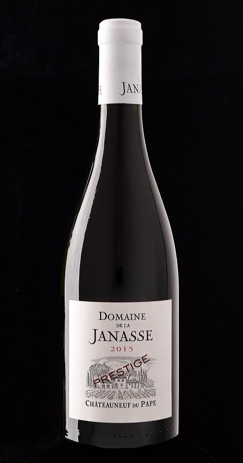 Domaine de la Janasse Chateauneuf du Pape Blanc Prestige 2015