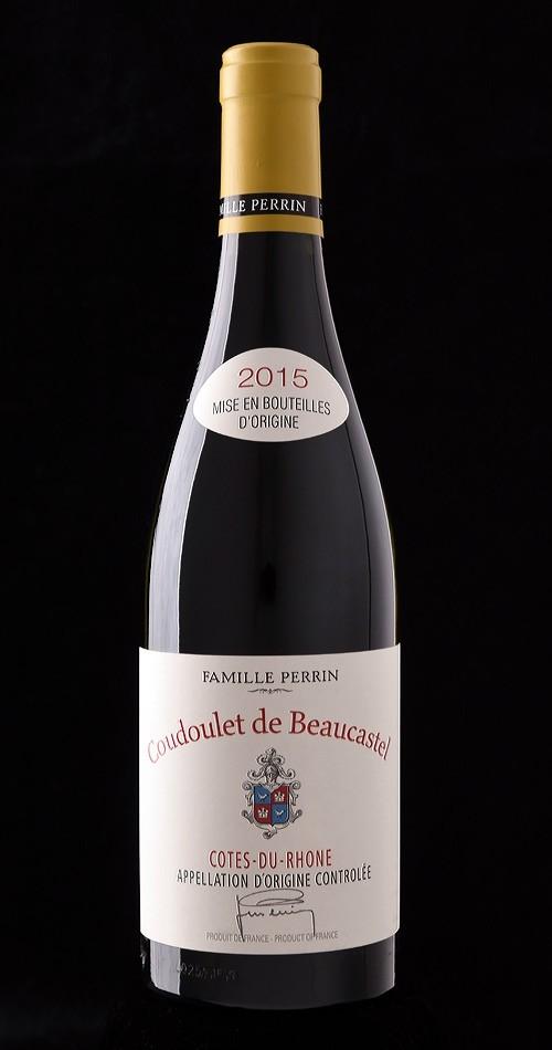 Famille Perrin, Coudoulet de Beaucastel Blanc 2015