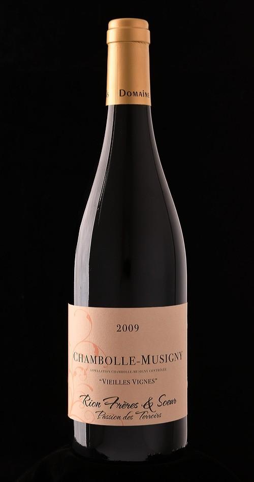 Rion Freres et Soeur, Chambolle Musigny Vieilles Vignes 2009