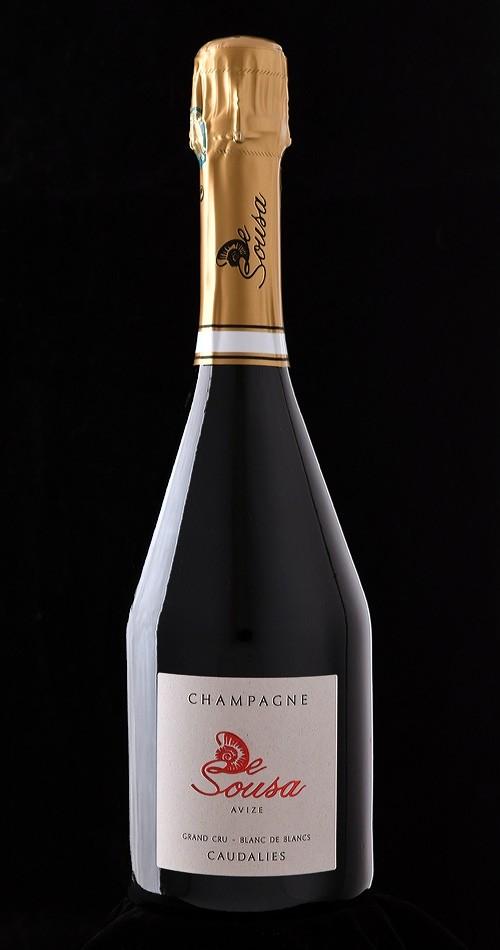 Champagne De Sousa et Fils - Cuvée Des Caudalies Blanc de Blancs Grand Cru Extra Brut