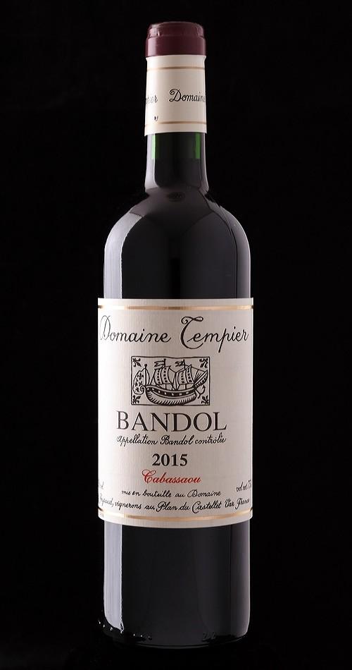 Domaine Tempier Bandol, Cabassou 2015