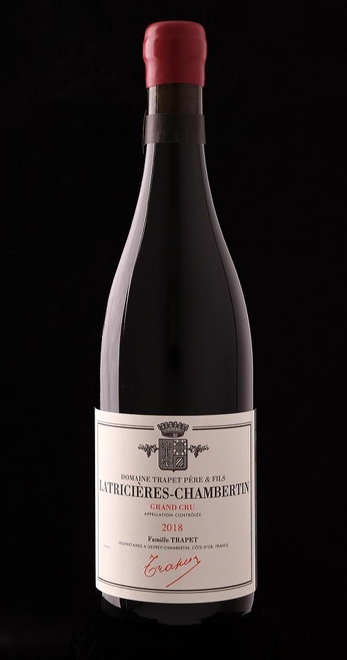 Domaine Trapet, Latricières Chambertin Grand Cru 2018