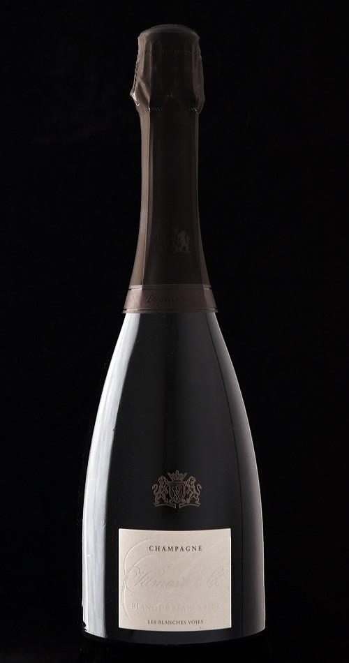 Champagne Vilmart Blanc de Blancs Les Blanches Voies 2009
