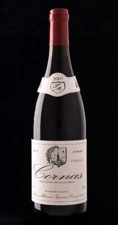 Thierry Allemand, Cornas Chaillot 2007