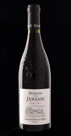 Domaine de la Janasse Chateauneuf du Pape Vieilles Vignes 2003