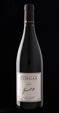 "Vincent Paris, Cornas 2010 ""Granit 30"""