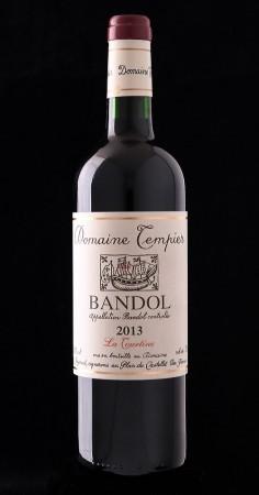 Domaine Tempier Bandol, La Tourtine 2013