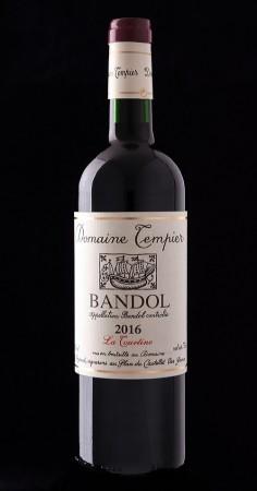 Domaine Tempier Bandol, La Tourtine 2016